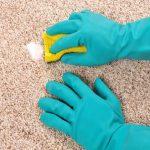 Как чистить ковёр?