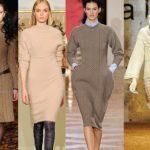 Выбираем платья на зимний сезон