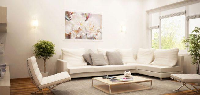 Прикрашаємо квартиру картинами на полотні