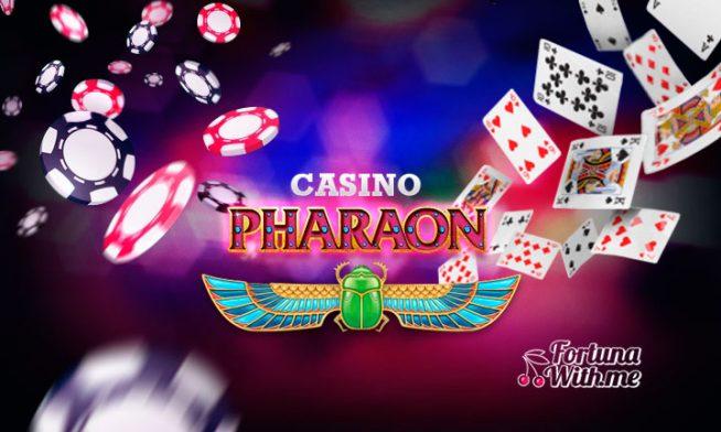 «Фараон Казино» - именно тут вас ждёт джекпот!