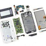 HTC One был разобран экспертами