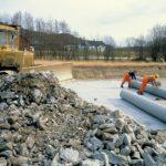Применение и преимущества геотекстиля
